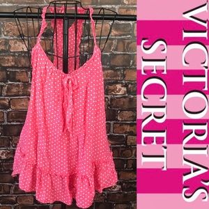 Victoria's Secret Polka Dot Babydoll